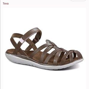 Teva Float-Stella Lux Brown Sandals